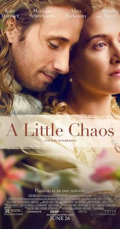 A Little Chaos (2014) Rating:6.5