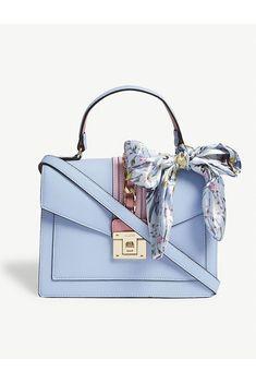 64fe136e1e6 ALDO - Glendaa panel detail cross-body   Selfridges.com #aldoladieshandbags  #aldowomenbags. Handbags