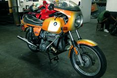 Soul motor co./Cafe Racers