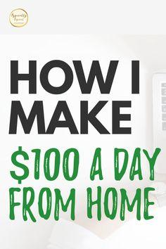 Extra Money Jobs, Earn Extra Cash, Cash Money, Jobs From Home Legit, Legitimate Work From Home, Make Money Fast, Make Money From Home, Earn Money Online, Online Jobs