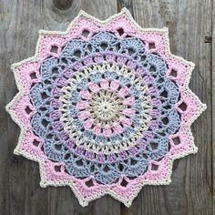 Resultado de imagen para mandalas crochet