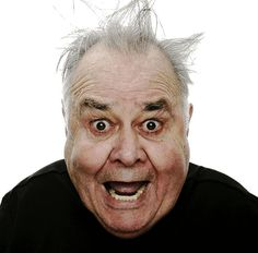 """Jonathan Winters: """"I've done for the most part pretty much what I intended — I ended up doing comedy, writing and painting. I've had a ball. And as I get older, I just become an older kid."""""""
