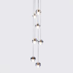 14.7   Seven Pendant - Chandelier - LIGHTING