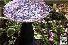 10-Mosaic-Birdbath-