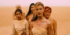 Mad Max Fury Road the wives Mad Max: Fury Road Consultant Eve Ensler Calls it a Feminist Action Film