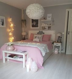 Cute Teen Girl Bedroom Design Ideas You Need To Know is part of Pink living room decor - Love pink Want it for your girl's bedroom, or even maybe yours Whether you are decorating for yourself, a little […] Room Makeover, Pink Living Room, Room Design, Pink Living Room Decor, Bedroom Makeover, Room Inspiration, Bedroom Decor, Cute Bedroom Ideas, Girl Bedroom Decor