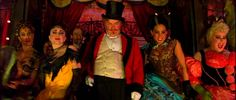 Moulin Rouge- Harold Zidler - intro to characters number