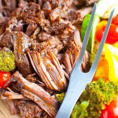 Crock Pot Rump Roast | Civilized Caveman Cooking Creations