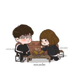 #StrongWomanDoBongSoon #ParkHyungSik #ParkBoYoung #jtbc  @freak_drawer
