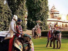Jaipur, India exotic travel