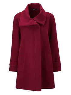 Believe it or not it can be very hard to find classic coats in plus sizes. Description from stylishcurves.com. I searched for this on bing.com/images