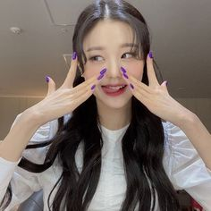 Photo album containing 4 pictures of Wonyoung Twitter Update, Starship Entertainment, The Wiz, Japanese Girl, Pretty Woman, Foto E Video, Girl Group, Cute Girls, Photos
