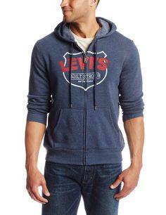 40% Off was $50.00, now is $29.99! Levi's Men's Mantis Zip Front Fleece