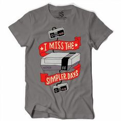 The Simpler Days Vintage Men's T Shirt