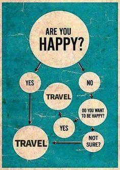 always travel. travel quote.