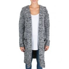Shop Barefoot Dreams at Bliss - We have the Cozychic California Coat in White/Black! Barefoot Dreams, Black And White, My Style, Coat, Shopping, Fashion, Moda, Blanco Y Negro, Sewing Coat