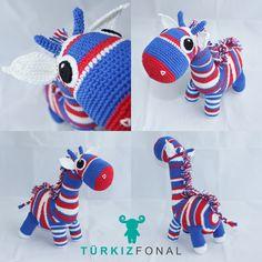 giraffe for a dutch little boy #turkizfonal
