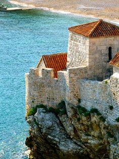 Budva Old Town, Montenegro Montenegro Budva, Montenegro Travel, The Places Youll Go, Cool Places To Visit, Great Places, Albania, Podgorica Montenegro, Bosnia Y Herzegovina, Les Balkans