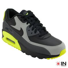 #Nike Air Max 90 LTR Tamanhos: 39 a 45  #Sneakers mais informações: http://www.inmocion.net/Nike-Air-Max-90-LTR-652980-815-pt?utm_source=pinterest&utm_medium=652980-815_Nike_p&utm_campaign=Nike