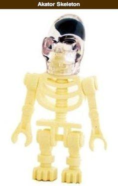 Akator Skeleton - Lego Indiana Jones Minifigure @ niftywarehouse.com #NiftyWarehouse #IndianaJones #GeorgeLucas #HarrisonFord #Movies