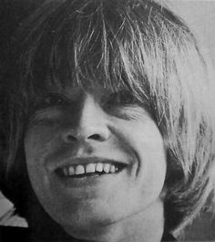 Brian and his lovely hair