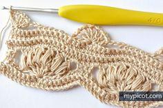 MyPicot | Free crochet patterns