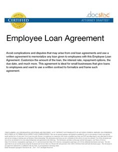 corporate loan contract sample - private loan agreement template ...