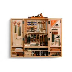 A compilation of some of our favorite tool chests, cabinets, and boxes throughout the years