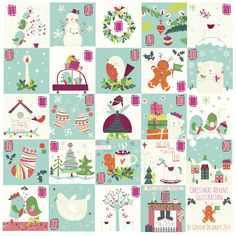 Heres the round up for my Christmas Advent Countdown - I hope you all had a great week Thanks for all your lovely comments and support x ...