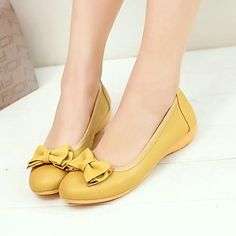 Women's Shoes Flat Heel Round Toe Flats Casual Shoes More Colors available – CAD $ 48.64