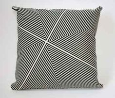 Four Corners Pillows. Reminds me of New Mexico. Also, pyschedelic.