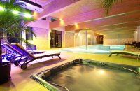 Basen i Jacuzzi - Hotel Fajkier Wellness & SPA