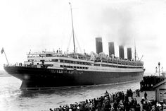"""On May 30, 1914, one of the greatest ocean liners of all time, Cunard's super liner RMS Aquitania, started her maiden voyage from Liverpool to NY.  Aquitania only made 3 round trips before the hostilities with Germany erupted and unrestricted submarine warfare, with U-boats lurking at the Mersey Bar, doomed her fleet mate Lusitania.Dubbed the """"World's Wonder Ship"""" and the """"Ship Beautiful"""","""