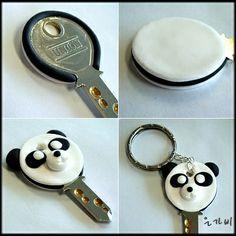 Panda Bear Key Tutorial