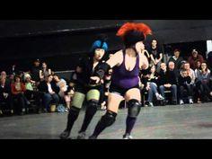 Renegade Roller Derby:  Arizona Vs. Oregon