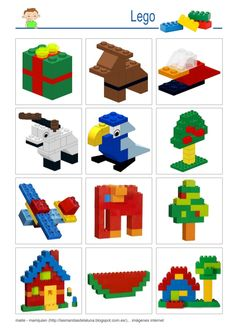 Construction Toys of the Year Infant Activities, Preschool Activities, Legos, Lego Basic, Lego Challenge, Lego Pictures, Lego Club, Hama Beads Minecraft, Perler Beads