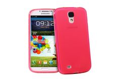 Translucent Frost Matte Soft TPU Rubber Protector Cases for Samsung Galaxy S4 | Lagoo Tech