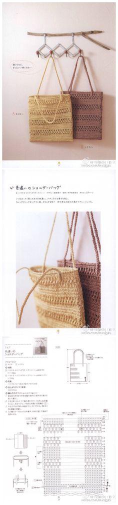 Mochila Crochet, Crochet Pouch, Crochet Backpack, Crochet Purses, Crochet Baby, Knit Crochet, Crochet Star Stitch, Crochet Stitches, Diy Crochet Patterns