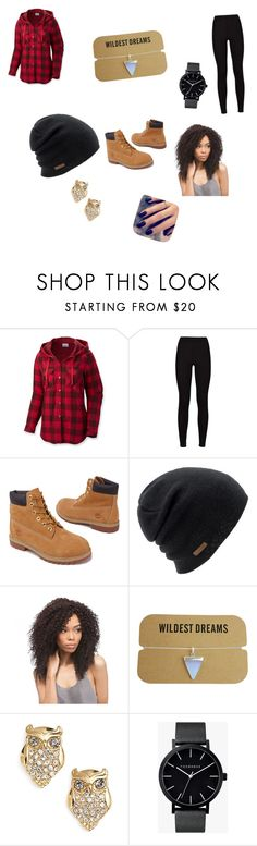 """""""Winter Time❄️❄️"""" by minnie2221 ❤ liked on Polyvore featuring Columbia, Timberland, Coal, Kate Spade, The Horse and Lottie"""