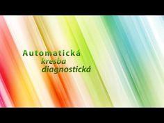 Automatická kresba diagnostická - praktická ukázka - YouTube