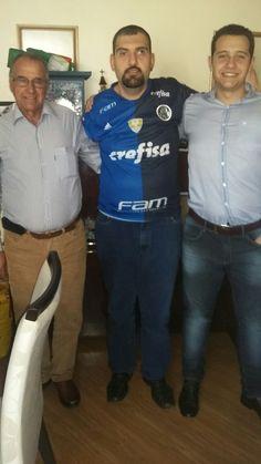 Marlon, Ari e Thiago