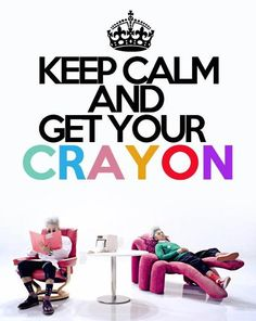get your crayon