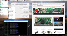 Introducing PIXEL the New Raspbian Desktop