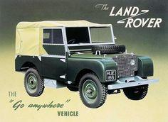Carros y Clasicos - Land Rover Santana