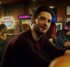 Ben Barnes as Billy Russo in Marvel's The Punisher series.