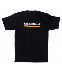 A classic comfortable tee from Special Blend, the Special Blend Wordmark Stripe T-Shirt features the Special Blend logo across the chest. It has a loose, regular fit made for every day wear. This 100% cotton tee is priced just right for any skater on a budget. The Special Blend Wordmark Stripe T-Shirt is the perfect t-shirt for just lounging around or a skater on the go! Another great affordable shirt from your friends at Special Blend!
