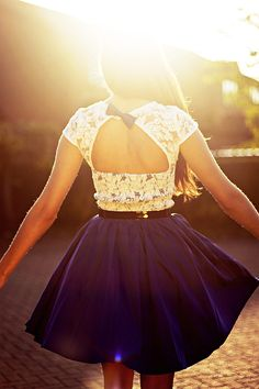 Here Comes The Sun ( Lace Shirts & Blouses & Skirts ) with