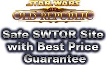 Buy SWTOR Credits-Cheap SWTOR Credts & Power Leveling