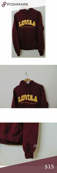 NCAA Youngstown State University Hoodie Sweatshirt Game Day Fleece Heather Grey
