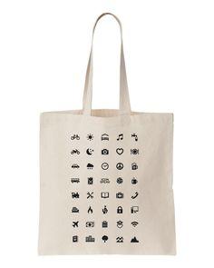 ICONSPEAK World Bag